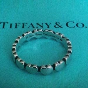 Jewelry - Delicate Tiffany hearts ring
